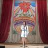 Альбом: Шевцова Оксана - номінант регіонального фестивалю-огляду молодіжної естрадної  пісні «Цвіт папороті»